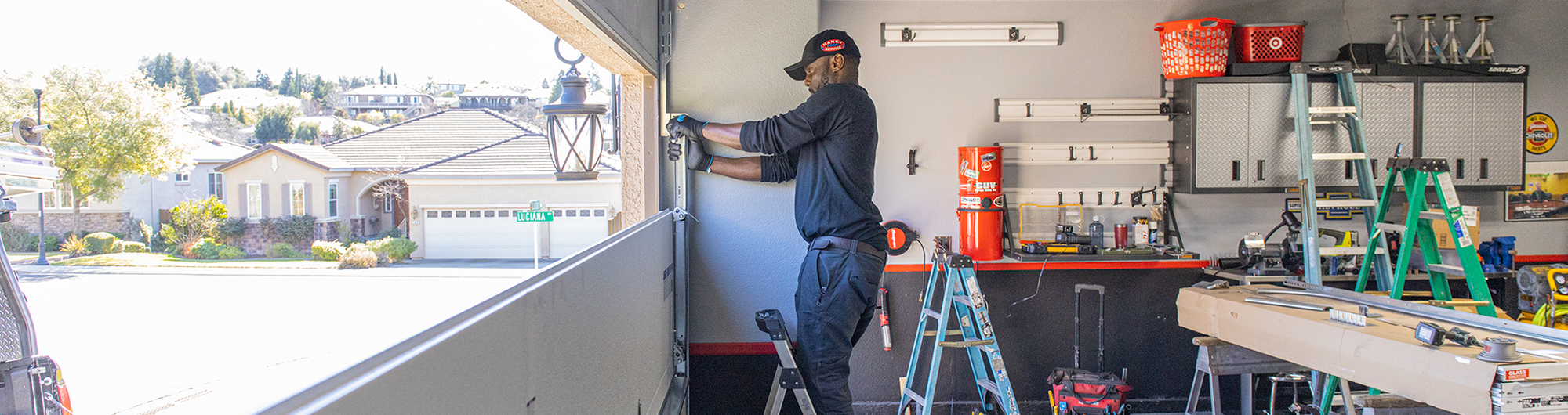 Fast 24-Hour Emergency Garage Door Service | Sacramento CA